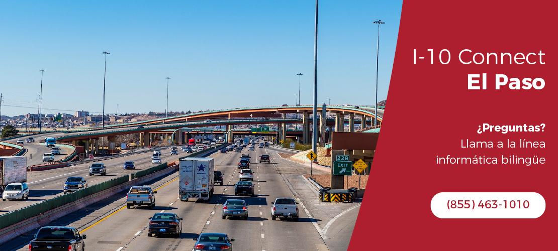 I-10 Connect El Paso